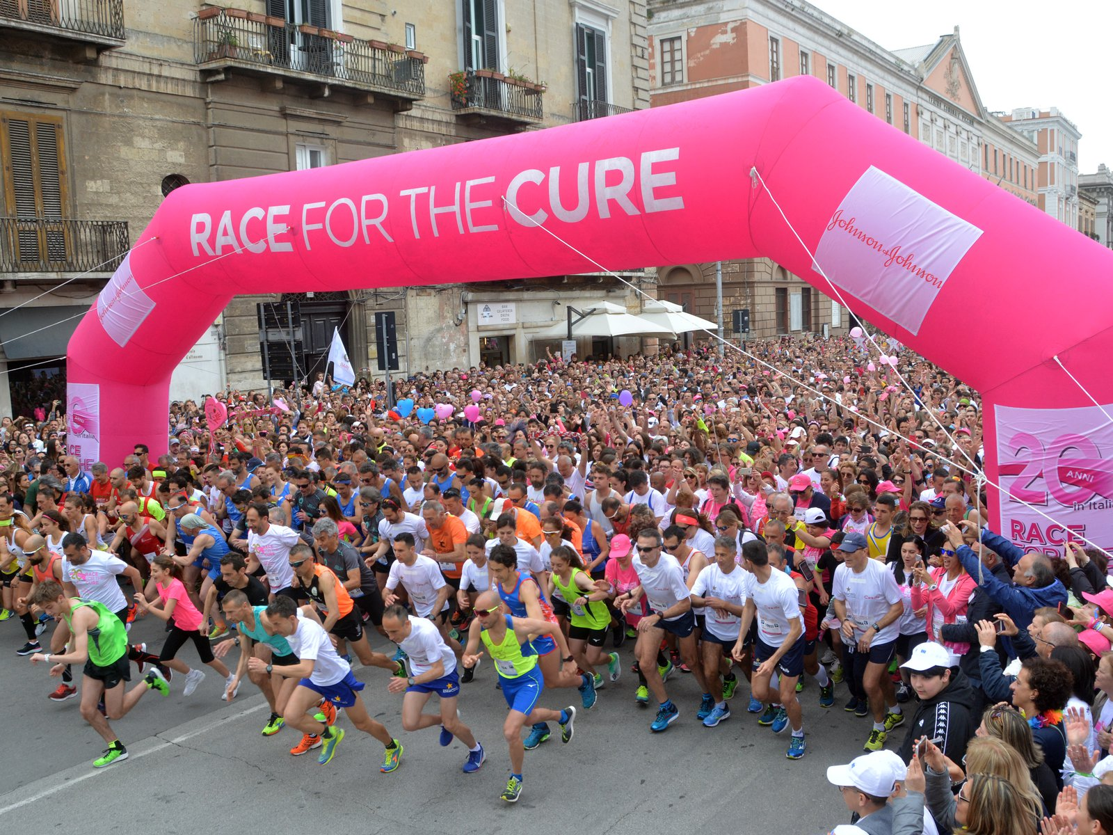 Race for the Cure di Bari